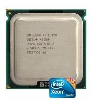 Procesador Xeon E5420 12m 2.50 Ghz + Pasta Térmica + Mod