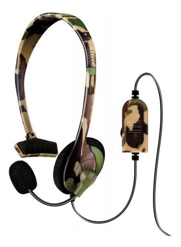 Fone De Ouvido Headset Para Ps4 Dreamgear Dgps4-6420