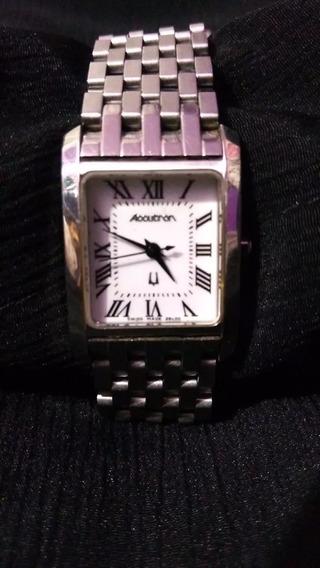 Relógio Bulova Accutron Feminino Swiss 26l00