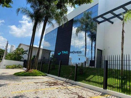 Imagem 1 de 25 de Prédio Comercial À Venda E Para Locação No Jardim Santa Genebra  Campinas - Pr0057