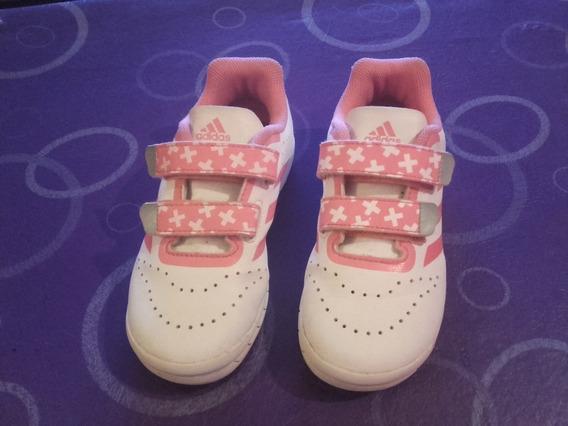Zapatillas adidas Quicksport Cfi Nena 25,5 Usadas