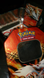 Pokemon Cards-box-black And Whitr