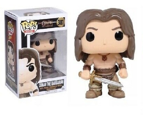 Funko Pop 381 Conan The Barbarian