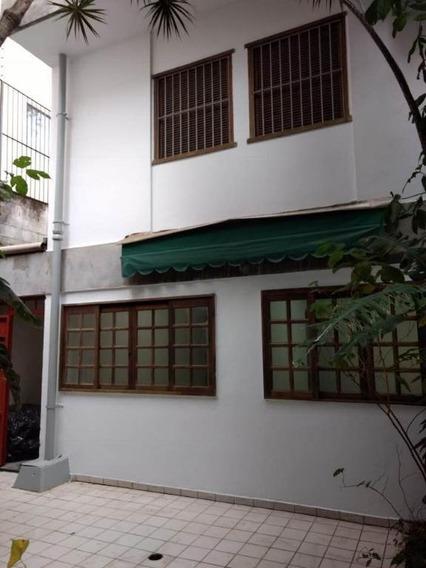 Casa Comercial Para Locação, Vila Olímpia, São Paulo. - Ca0039