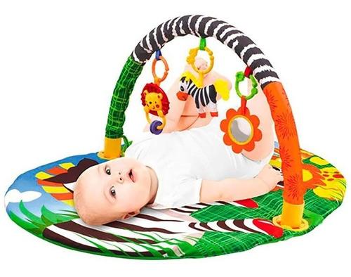 Gimnasio Infantil Habilidad Psicomotor Auditiva Y Visual