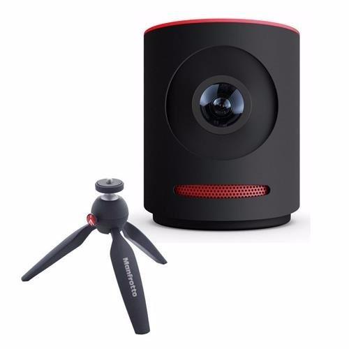 Câmera Mevo 4k Transmissão Livestream + Tripê