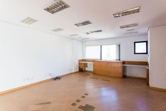 Sala Comercial Ao Lado Do Metro Fradique Coutinho - 3-im52778