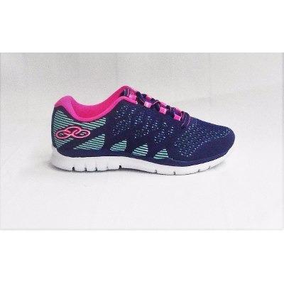 Tenis Feminino Olympikus Star Ref.304 Cobalto/pink