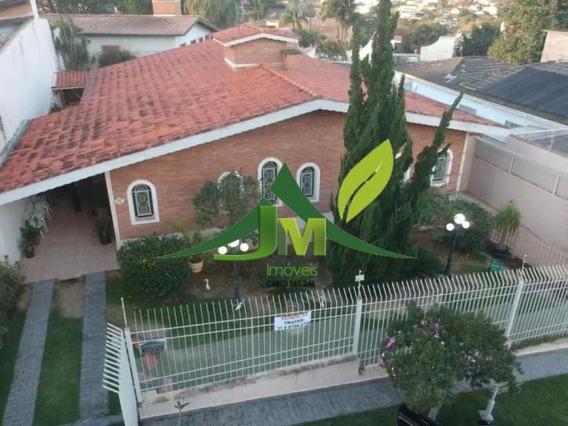 Linda Casa Em Atibaia Na Vila Santista - 1118