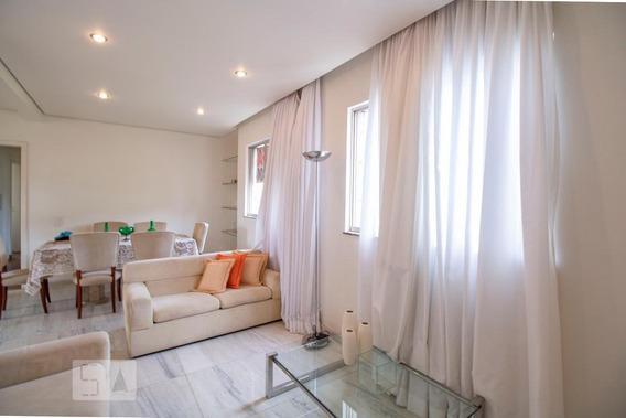 Apartamento Para Aluguel - Sion, 3 Quartos, 100 - 892984831