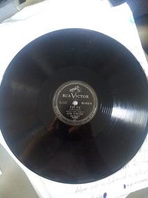Disco 78 Rpm - Alda Perdigão - Fui Eu - O Coração Mandou Diz