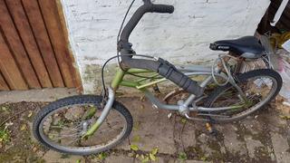 Bicicleta Cross Rodado 20 A Reparar - Zona Escobar