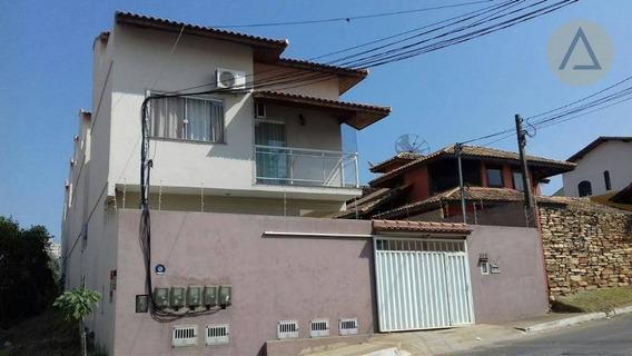Casa Com 3 Dormitórios À Venda Por R$ 300.000 - Riviera Fluminense - Macaé/rj - Ca0511