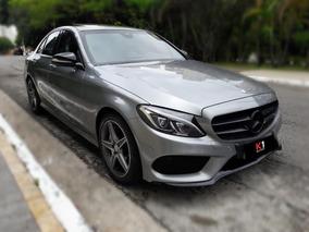 Mercedes-benz Classe C 250 2.0 Avantgarde Blindada 2015