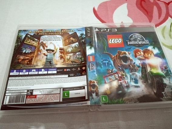 Lego Jurassic World Legendado Ps3 Play3 R1##t