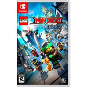 Jogo Lego Ninjago Video Game Nintendo Switch Br