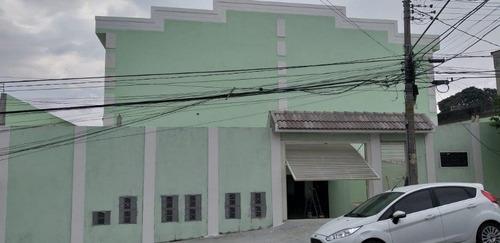 Imagem 1 de 15 de Sobrado Para Venda Por R$240.000,00 Com 62m², 2 Dormitórios, 2 Vagas E 1 Banheiro - Jardim Das Camelias, São Paulo / Sp - Bdi24426