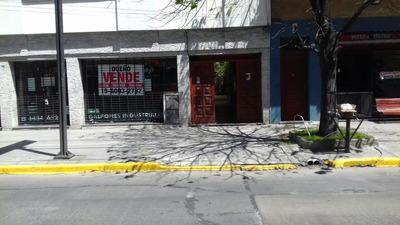 Dueño Vende Local En San Justo Con Vivienda Incorporada