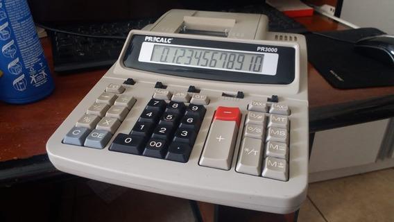 Calculadora De Mesa Porcalc Pr3000 Funcionando Perfeitamente