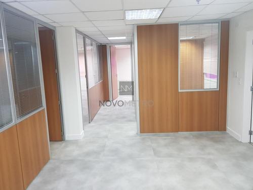 Sala Para Aluguel Em Nova Campinas - Sa005648
