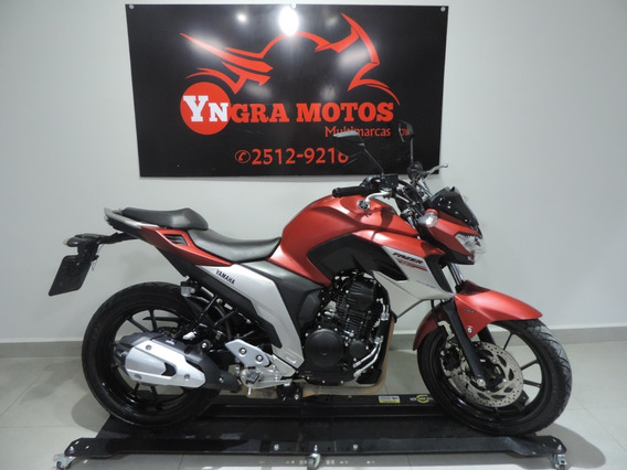 Yamaha Fazer Fz25 250 2018 C/ 9.351 Mil Km Linda