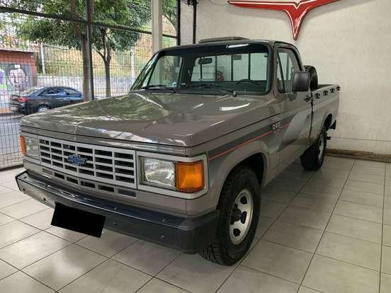 Chevrolet D20 Diesel Manual 1992 011) 93288 58:74 What