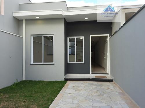 Imagem 1 de 29 de Casa A Venda No Bairro Parque Jambeiro Em Campinas - Sp.  - 2908-1