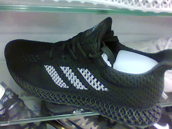 Tenis adidas Pharrell Willians Preto Nº41 Original