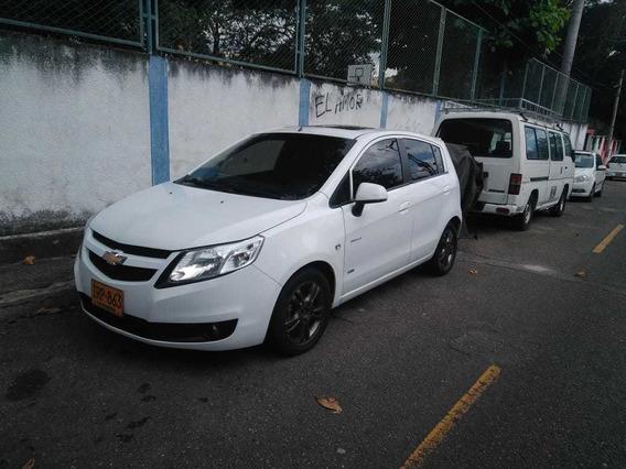 Chevrolet Sail Ltz Hatchback 2016