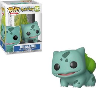Funko Pop Pokémon Bulbasaur 453