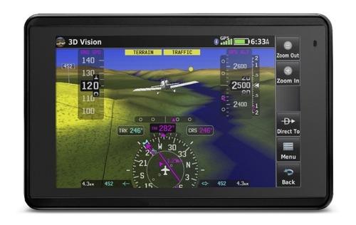 Imagen 1 de 6 de Dispositivo Portátil De Aviación Garmin Aera 660
