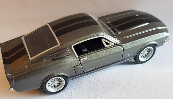 Auto Eleanor 1967 Shelby Gt-500 Kinsmart Colección Jugu Rdf1