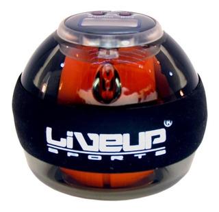 Power Ball Gyro Giroscópio Wristball Bola Exercícios Liveup