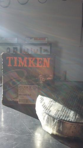 Imagem 1 de 3 de Rolamento Capa E Cone 515649/610 - Timken