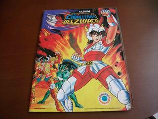 Album Caballeros Del Zodiaco De Navarrete 1994