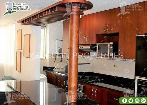 Apartamentos Amoblados Medellin Mensual  Cód: 4165