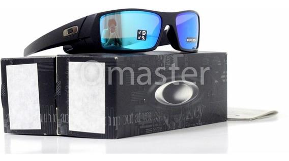 Oculos Oakley Gascan Mate Black Prizm Polarized Frete Gratis