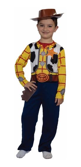 Disfraz Toy Story Woody Licencia Original New Toy