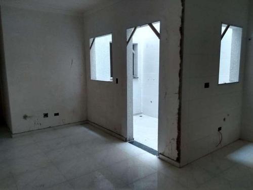Apartamento Sem Condomínio Para Venda Em Santo André, Vila Principe De Gales, 2 Dormitórios, 1 Banheiro, 1 Vaga - Sa293_2-876652