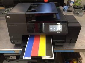 Multifuncional Hp Officejet Pro 8620 Com Bulk+ 5 L Tinta