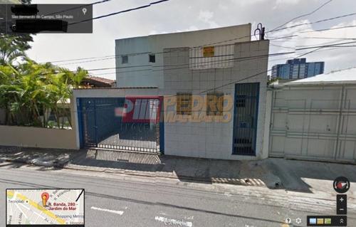 Imovel Comercial  Aluguel Bairro Jardim Do Mar  Em Sao Bernardo - L-26083