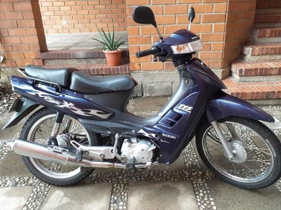 Suzuki Viva 115 - Excelente Cuidado