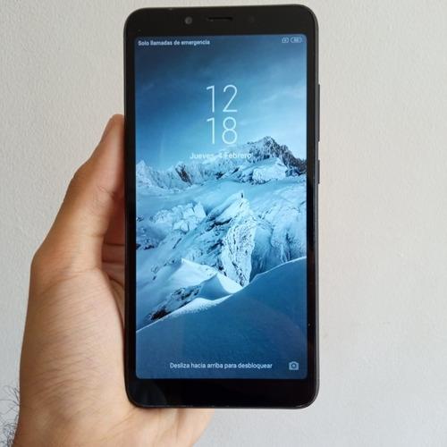 Celular Xiaomi Redmi 6 3/32gb Versión Global