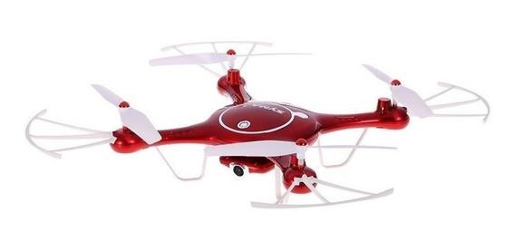 Drone Syma X5UW com cámara HD red