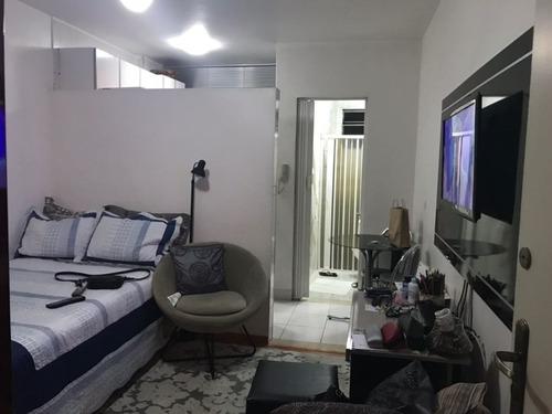 Imagem 1 de 5 de Apartamento À Venda No Bairro Campos Elíseos - São Paulo/sp - O-17695-29027