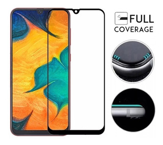 Película De Vidro Temperado Samsung Galaxy M30 3d Fullscree