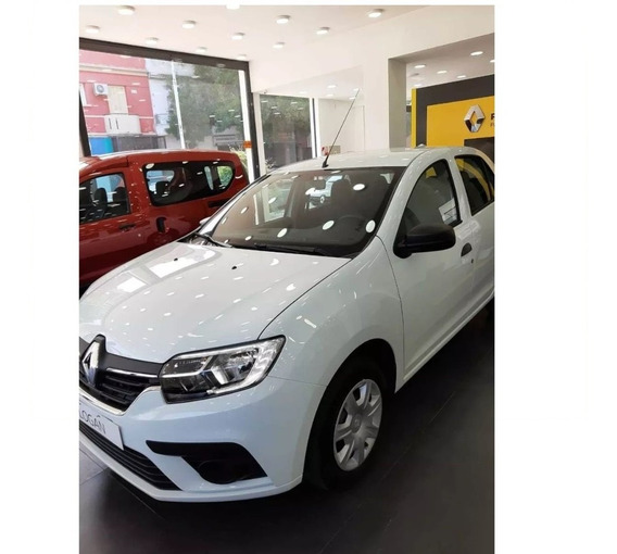 Renault Logan Life 0km 2020 Oferta Credito Tasa 0% (ap)