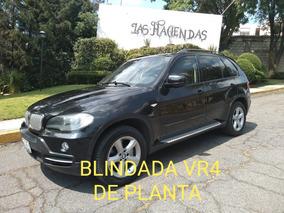 Bmw X5 4.8 Xdrive Blindada