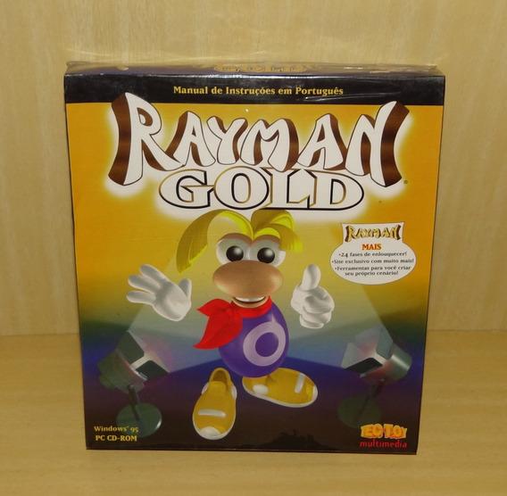 Rayman Gold - Lacrado - Pc