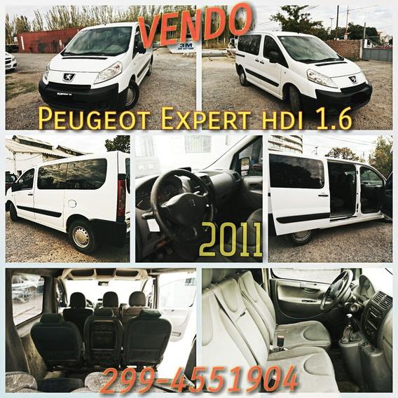 Peugeot Expert 1.6 Hdi Confort Mp3 2011